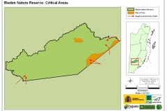 Bladen Nature Reserve: Critical Areas