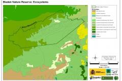 Bladen Nature Reserve: Ecosystems
