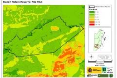 Bladen Nature Reserve: Fire Risk