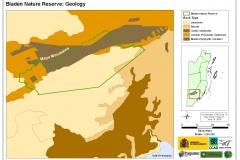 Bladen Nature Reserve: Geology
