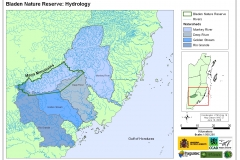 Bladen Nature Reserve: Hydrology