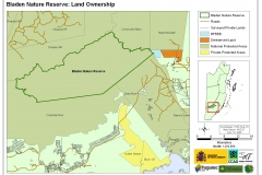 Bladen Nature Reserve: Land Ownership