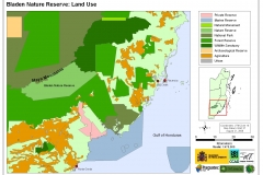 Bladen Nature Reserve: Land Use