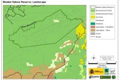 Bladen Nature Reserve: Landscape