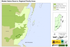 Bladen Nature Reserve: Regional Priority Areas