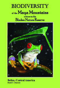 Biodiversity of Bladen Book Cover