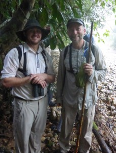 James Abbott traveled with Dr. Jamie Rotenberg on an expedition in search of the Harpy eagle
