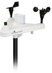 WeatherHawk Weather Station