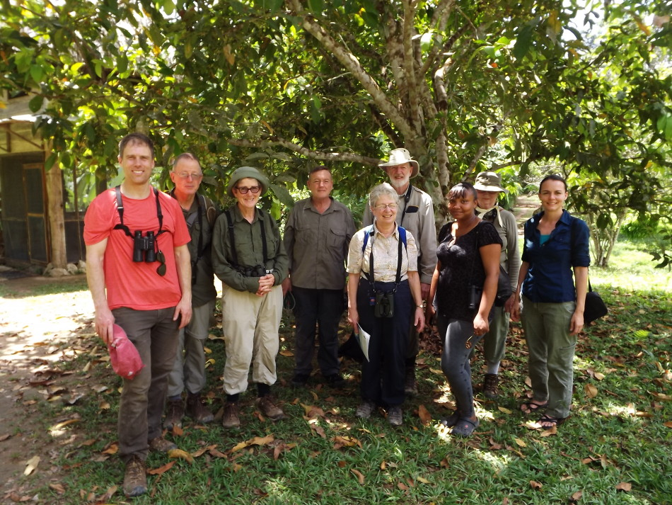 "The Field Guides tour,""Birding in Belize,"" focuses on the southern part of the country."
